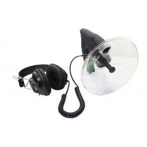 microfono parabolare mic-par